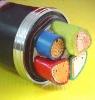 0.6/1 KV Power cable------YJV 3 cores + 1 core