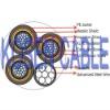 0.6/1KV 6.35/11KV 12.7/22KV Aerial Bundled Cable