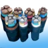 0.6/1kV PVC insulated electric cable with copper or aluminum conductor