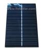 0.6W PET Laminated Solar Panel