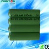 1.2 V panasonic AA Asize 800mah rechargeable NI-MH battery