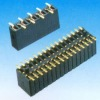1.27 mm female header double  row SMT