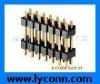 1.27mm Double row insulator Stright DIP PIN Header