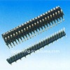 1.27mm female header sigle/double row SMT