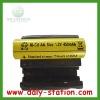 1.2V 450mAh Ni-Cd AA Battery