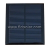1.2W Epoxy Resin Sealed Monocrystalline Solar Panel