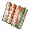 1.5V R6P AA UM3 Carbon Zinc Battery