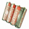 1.5v UM3 battery AA size battery,AA battery R6p 1.5v
