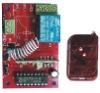 1 port wireless swich,1 port wireless remote switch,1 port remote switch,1 port remote control switch,1 port remote switch
