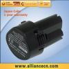10.8V Li-ion Electric Drill Battery for Makita BL1013