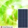 100% TUV standard poly solar module 265w