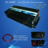 1000W Pure Sine Wave Solar Inverter for Home Appliance DC 24v to AC 240V (TEP-1000W)