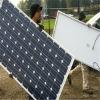 100W Mono-crystalline Solar Panel