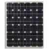 100W Monocrystalline Solar Module