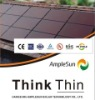 100W a-si thin-film solar panel, PV module,with high quality,