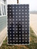 100W mono solar panel with 25years warranty and best price