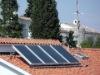 100W monocrystal solar module