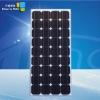 100W monocrystalline silicon solar panel