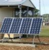 100W pv solar module