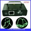 100mw 532nm single green stage laser lighting show