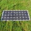 100w solar module