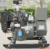 10KW Biogas generator set with or without Canopy & CE certificate