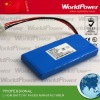 11.1V 2000mah EKG machine lithium battery