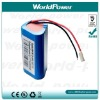 11.1V 2000mah rechargeable medical battery