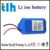 11.1V 2200mAh lithium ion battery pack