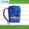 11.1V Lithium Battery pack 6600mAh
