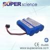 11.1V batteries lithium