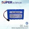 11.1V battery for medical instrument