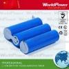 11.1V lithium battery pack for Led 2200mah/2600mah/2800mah