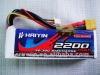 11.1V2200mah good quality rc model lithium battery pack