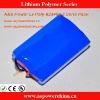 11.1v 1100mah 623450 industrial li polymer rechargeable digital batteries