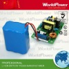 11.1v 4000mah medical lithium battery