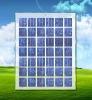 110 W Polycrystalline Silicon BIPV Solar Panel