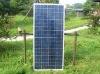 120W High Quality Polycrystalline Solar Panel