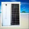 120W Mono solar panel for HOUSETOP
