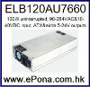 120W PSU Power Supply, Uninterrupted Car Power Converter