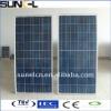 120W Poly crystalline solar panel, PV module,solar system