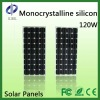 120W high solar panels for home use