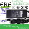 120w original laptop ac charger for Delta