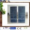125W Poly crystalline solar panel, PV module,solar system