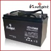 12V 120AH deep cycle gel solar battery