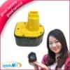 12V 1500mAh Cordless Drill Battery DEWALT DC727VA, DC727KA, DW965K-2, DW968K-2, DW970, DW979K-2