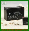 12V 7.2Ah Rechargeable Sealed Lead Acid Battery