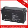 12V7.0AH Sealed Lead Acid Batteries Solar Battery