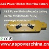 12s 14.4v 3500mah rechargeable batteries for irobot roomba 400