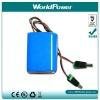 12v 4400mah li-ion battery pack